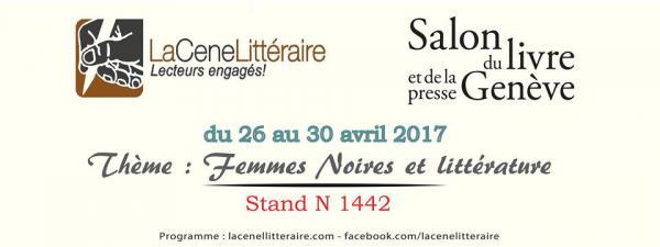 La Cene Littéraire au Salon du Livre Genève 2017