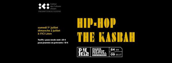 Week-end hip-hop the kasbah