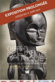 Chefs-d'oeuvre d'Afrique dans les collections du musée Dapper