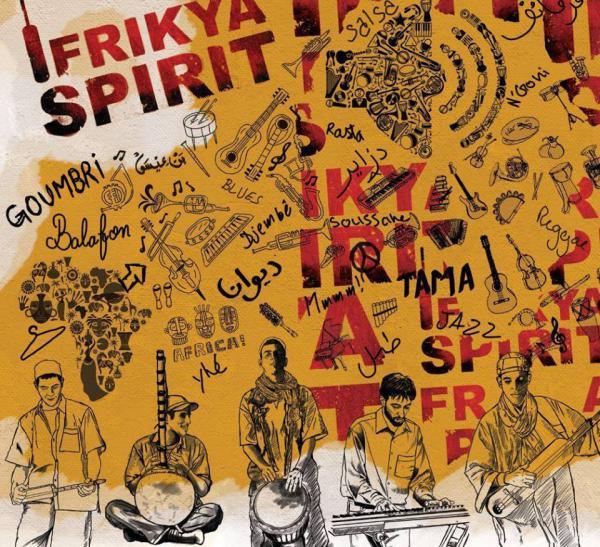 NOUVELLE SCÈNE ALGÉRIENNE : Ifrikya Spirit + Clé 13