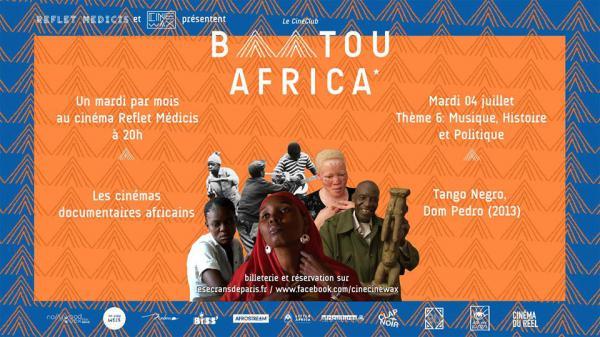 Baatou Africa #6 (Dernière) et Danses AfroLatines en plein air