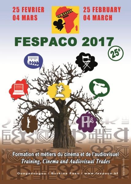 FESPACO 2017 (Festival Panafricain du Cinéma et de la télévision de Ouagadougou)