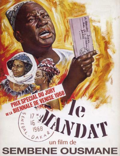 Response to the film Moolaade (2004) essay
