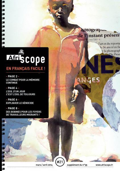 Afriscope en français facile #21 : Mémoire(s) du Rwanda