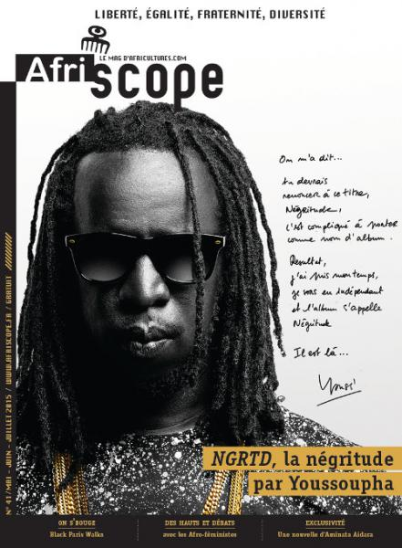 NGRTD, la négritude par Youssoupha