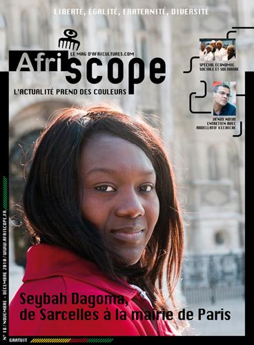 Seybah Dagoma, de Sarcelles à la mairie de Paris