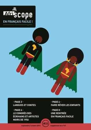 Afriscope en français facile #33 : Littérature jeunesse recherche de nouveaux héros