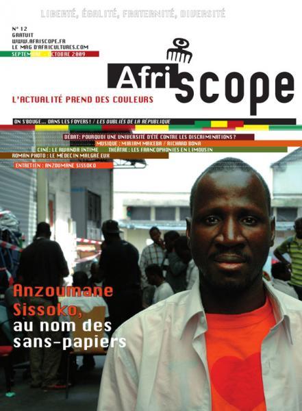 Anzoumane Sissoko, au nom des sans-papiers