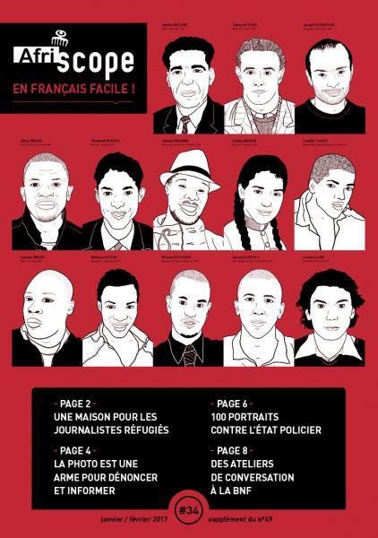 Afriscope en français facile #34 : Violences policières et impunité