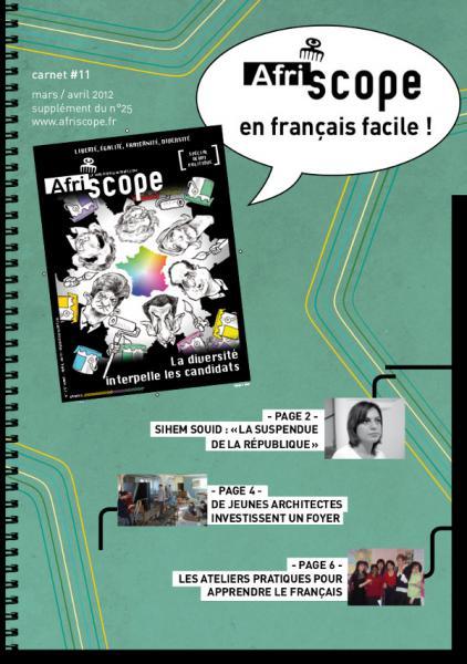 Afriscope en français facile #11