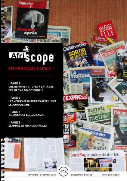 Afriscope en français facile #14