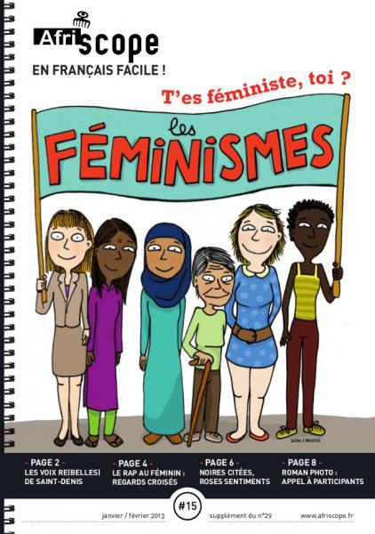 Afriscope en français facile #15 : T'es féministe, toi ?