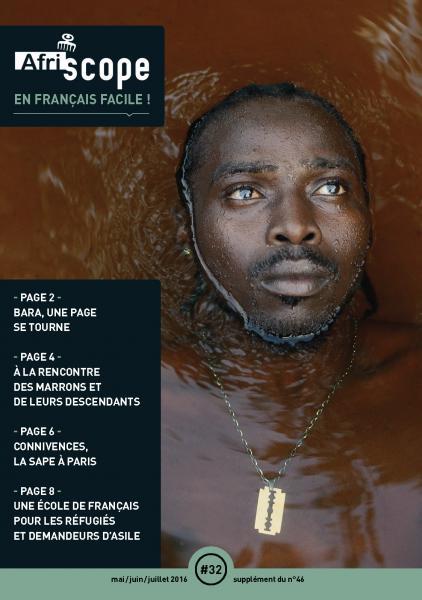 Afriscope en français facile #32 : Nègre marron, figure de résistances