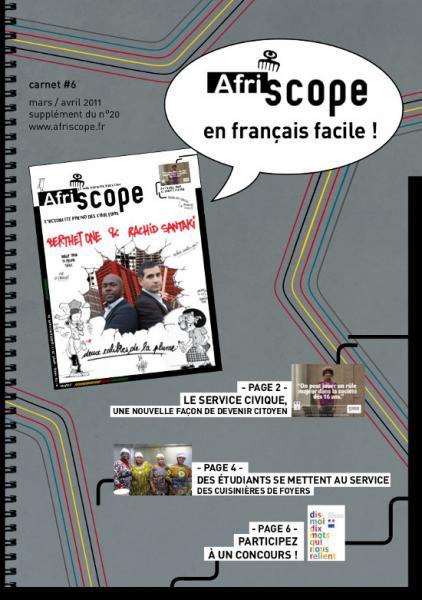 Afriscope en français facile #6