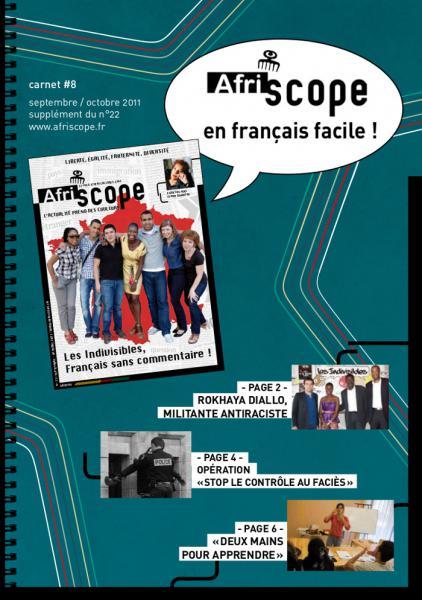 Afriscope en français facile #8 : Indivisibles, Français sans commentaire !
