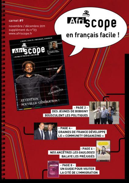 Afriscope en français facile #9