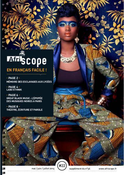 Afriscope en français facile # 22 : A la mode !
