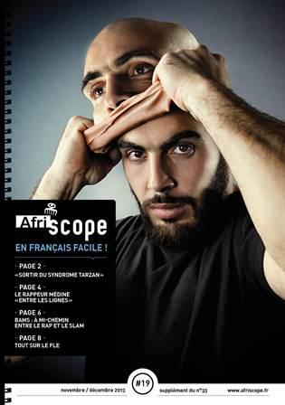 Afriscope en français facile # 19 : Dont' panik