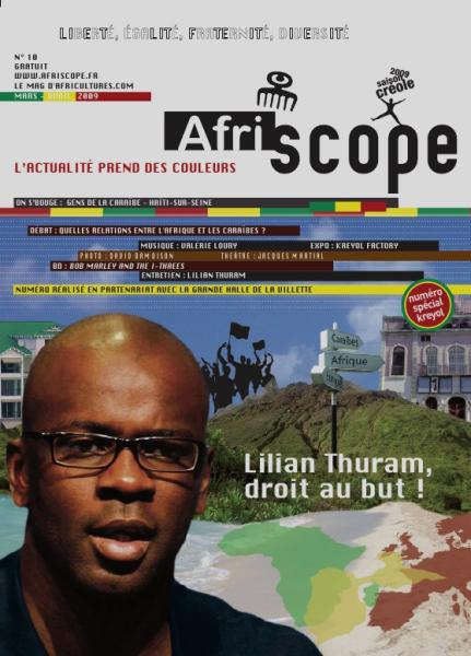 Lilian Thuram, droit au but !