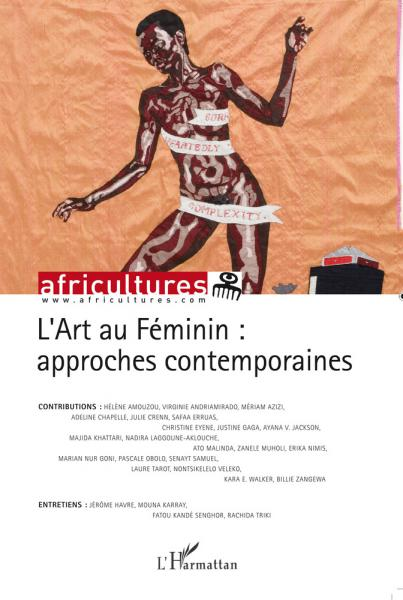 Art au féminin (L') par Billie Zangewa, collection privée