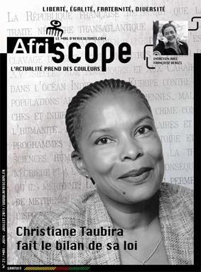 Christiane Taubira fait le bilan de sa loi