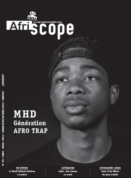 MHD Génération Afro Trap par Elisa Parron