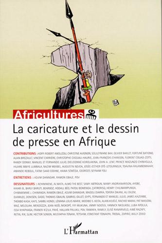 Caricature et le dessin de presse en Afrique (La)