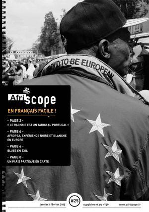 Afriscope en français facile #25 : Europe et antiracisme