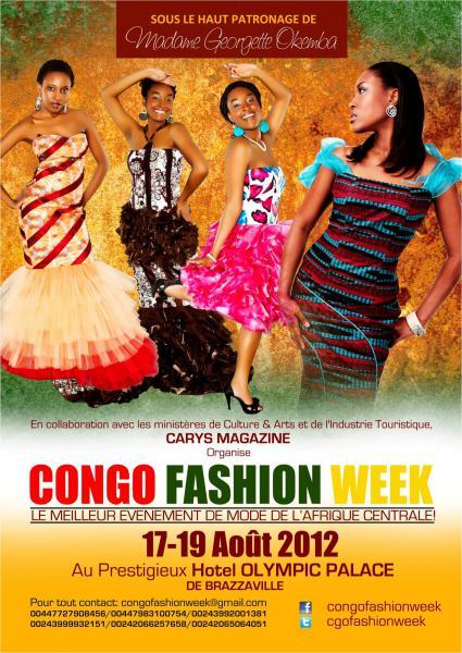 Congolese Fashion Show