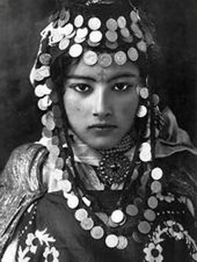 Badiâa Bouhrizi aka Neyssatou