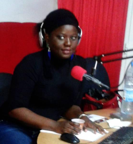 Oumy Régina Sambou