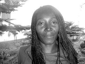 Yvette Mbogo