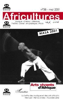 Arts vivants d'Afrique (MASA 2001)