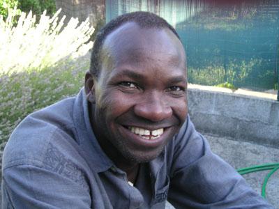 Gabriel Okoundji