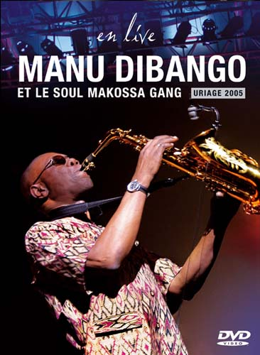 Manu Dibango Soul Makossa Lily